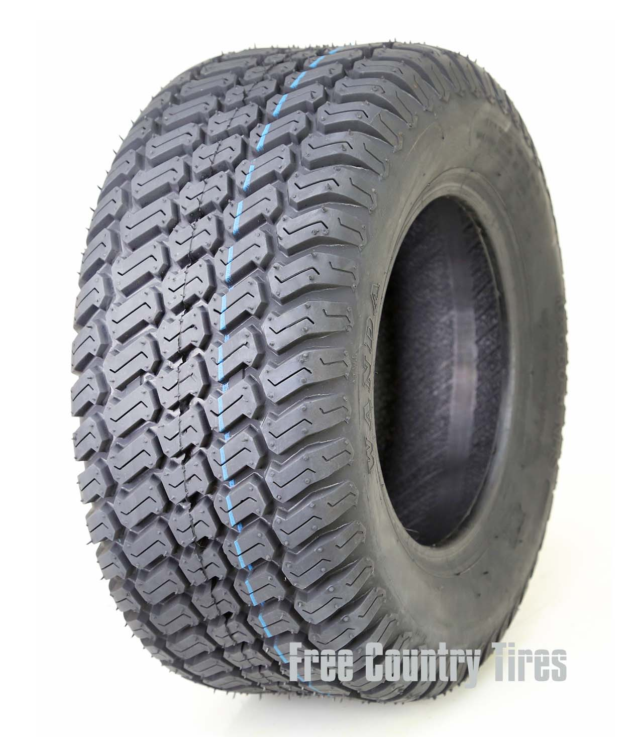 2 New 15x6.00-6  Lawn Mower Utility Cart Turf Tires P332 //4PR 13016